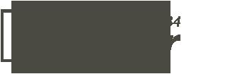 Zegar - polskie karnisze - mosiądz, aluminium, stal szlachetna